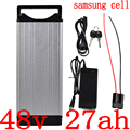 48 в 1000 Вт 2000 Вт литиевая батарея 48В 27ач батарея для электрического велосипеда 48В 12Ач 15ач 18АЧ 21ач 24ач 27ач литиевая батарея для использования ...