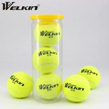 WILKIN 919 Professional Tennis Balls Competition Training Tennis Balls High Elastic Resistance Sports Tennis Ball 3 Pcs in a box