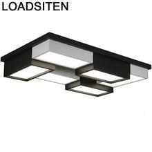 Deckenleuchten De For Home Lighting Lamp Sufitowa Lampara Techo Plafonnier Plafondlamp Living Room Led Ceiling Light