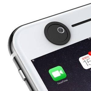 Чехол для веб-камеры защита конфиденциальности стикер для камеры чехол для iPhone Xiaomimi Samsung веб-ноутбук iPad ПК Mac планшет протектор