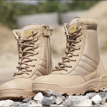 Men Desert Tactical Military Boots Mens Working Safty Shoes Army Combat Boots Militares Tacticos Zapatos Men Shoes Boots Female men desert tactical military boots mens work safty shoes special force waterproof army boot lace up combat ankle boots