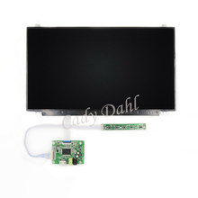 15.6 Inch IPS FHD 1920X1080 1080P EDP LCD Display Panel Monitor dengan HDMI LCD Driver Controller Board modul untuk Raspberry Pi PC(China)