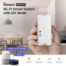 Itead Sonoff Basic R3 Wifi Smart Switch Module Via E Welink Afstandsbediening Wifi Schakelaar Domotica Licht Controller Schakelaar timer