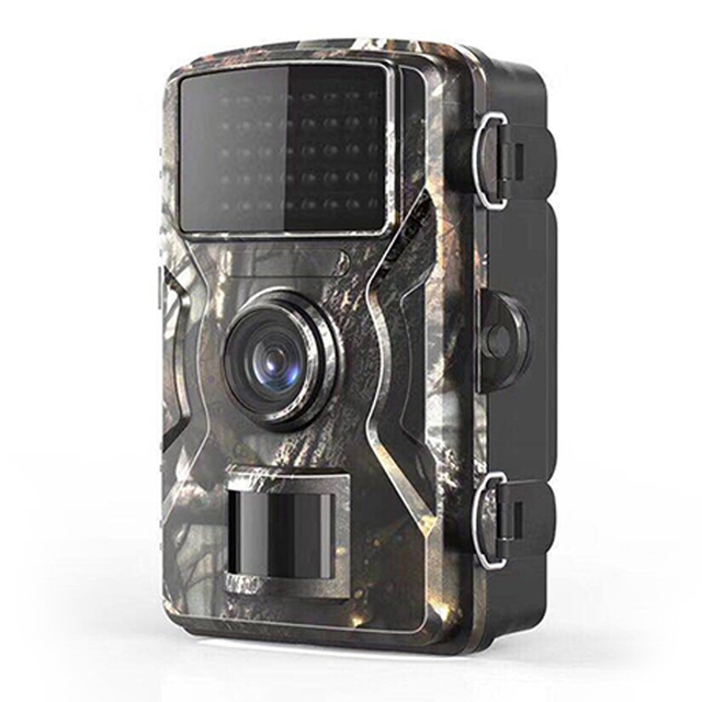 Trail Camera 12MP 1080P Game Hunting Cameras with Night Vision Waterproof 2 Inch LCD LEDs Night Vision Deer Cam Design 2