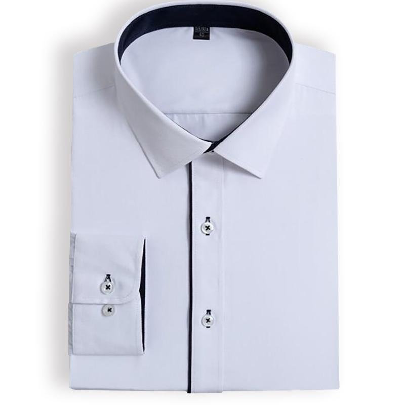 Men's Dress Shirt Slim Fit Solid