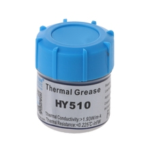 New 15g HY510 CPU Thermal Grease Compound Paste Heat Conductive Silicone Paste Hardware