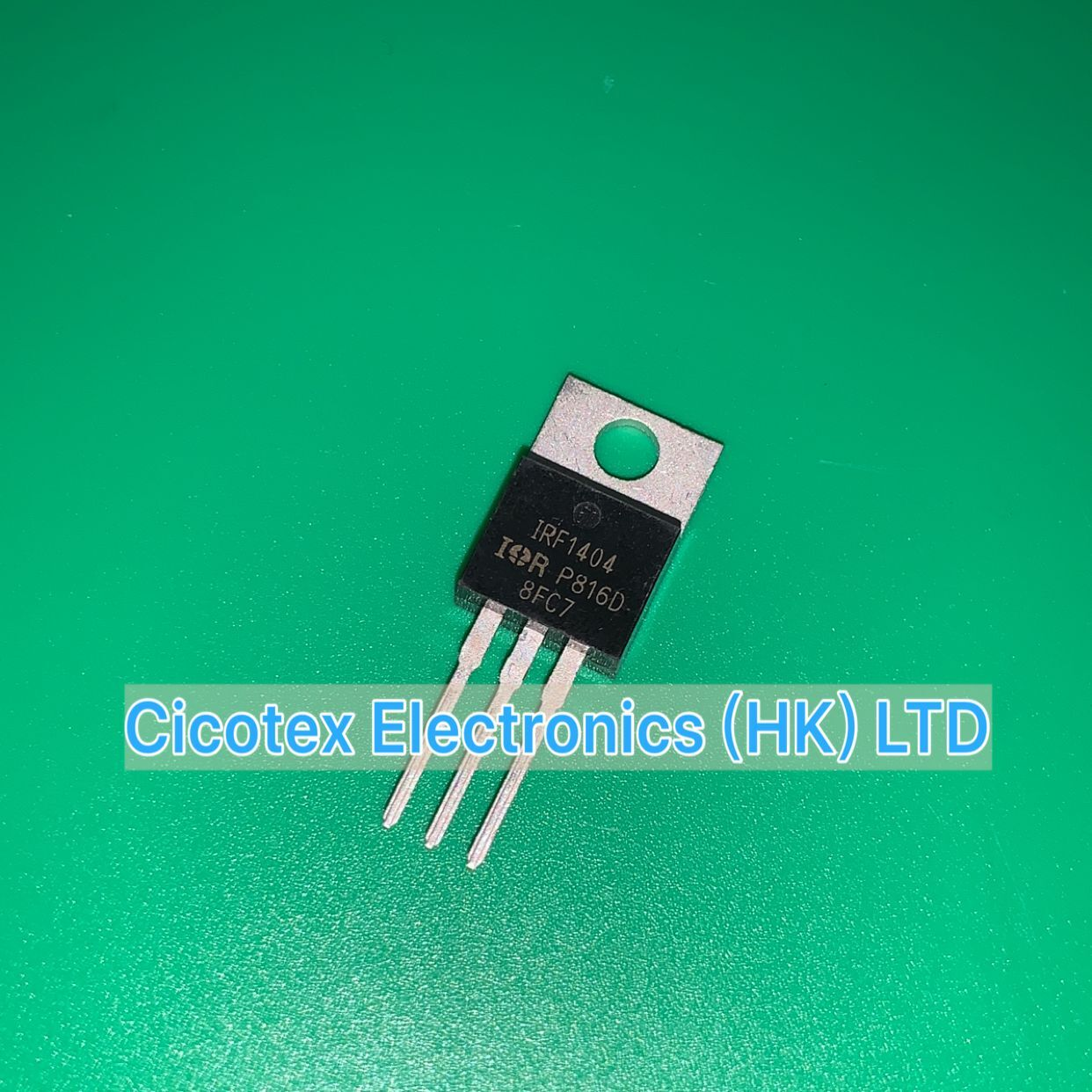 10pcs/lot IRF1404 PBF TO220AB IRF 1404 MOSFET N-CH 40V 202A TO-220AB IRF1404PBF 1404PBF IRF1404N