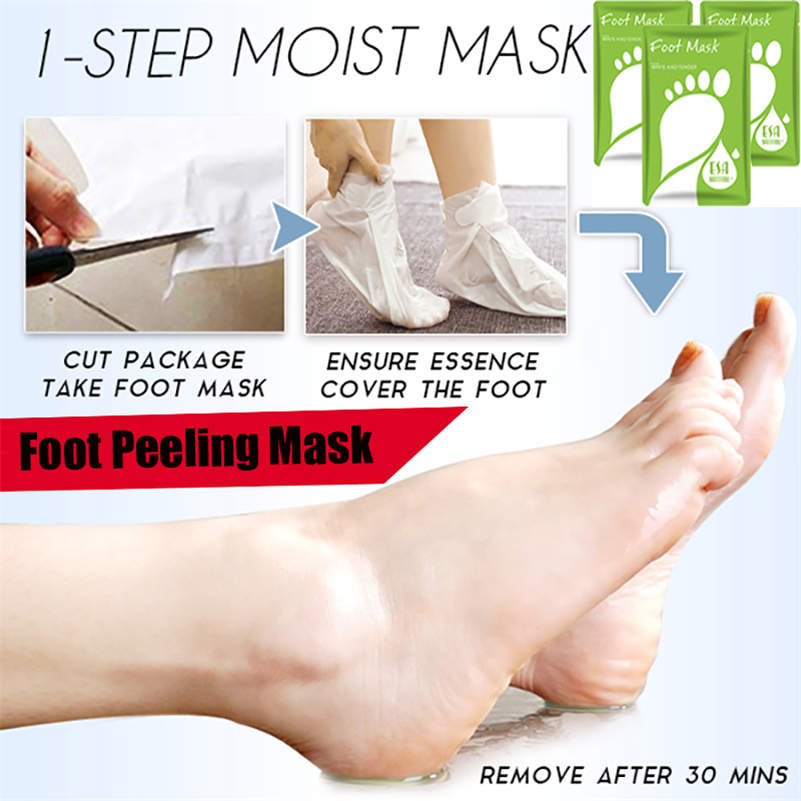 BabySkin Ultimate Foot Peeling Mask - Original Quality