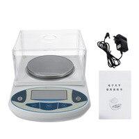 2kg 0.01g Digital Analysis Balance High Accuracy Electronic Weighing Scale Electronic Digital Scale Tool