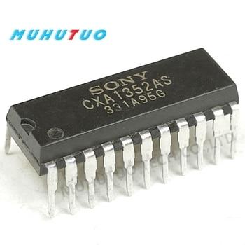 10PCS CXA1352AS directly inserted dip-22 pin IC chip 10pcs sd6861 dip