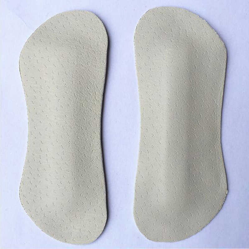 1Pair Women's High Heel Cushion Care Pads Foot Wear Heel Pad Cushion Foot Wear Leather Shoes Pad Insoles