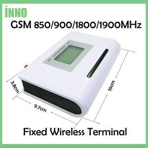 Image 2 - GSM 850/900/1800/1900MHZ Fixed Wireless Terminalที่มีจอแสดงผลLCD,ระบบเตือนภัย,PABX,เสียงชัดเจน,สัญญาณเสถียร