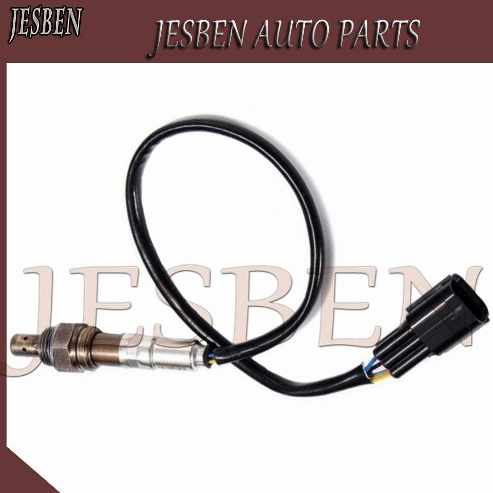 JESBEN 5 Fils Lambda Capteur D'oxygène pour Mazda 3 5 2.0L-2.5L 2006-2013 OEM # LFL7-18-8G1 LFL7188G1 2345015 756330953454 234-5015