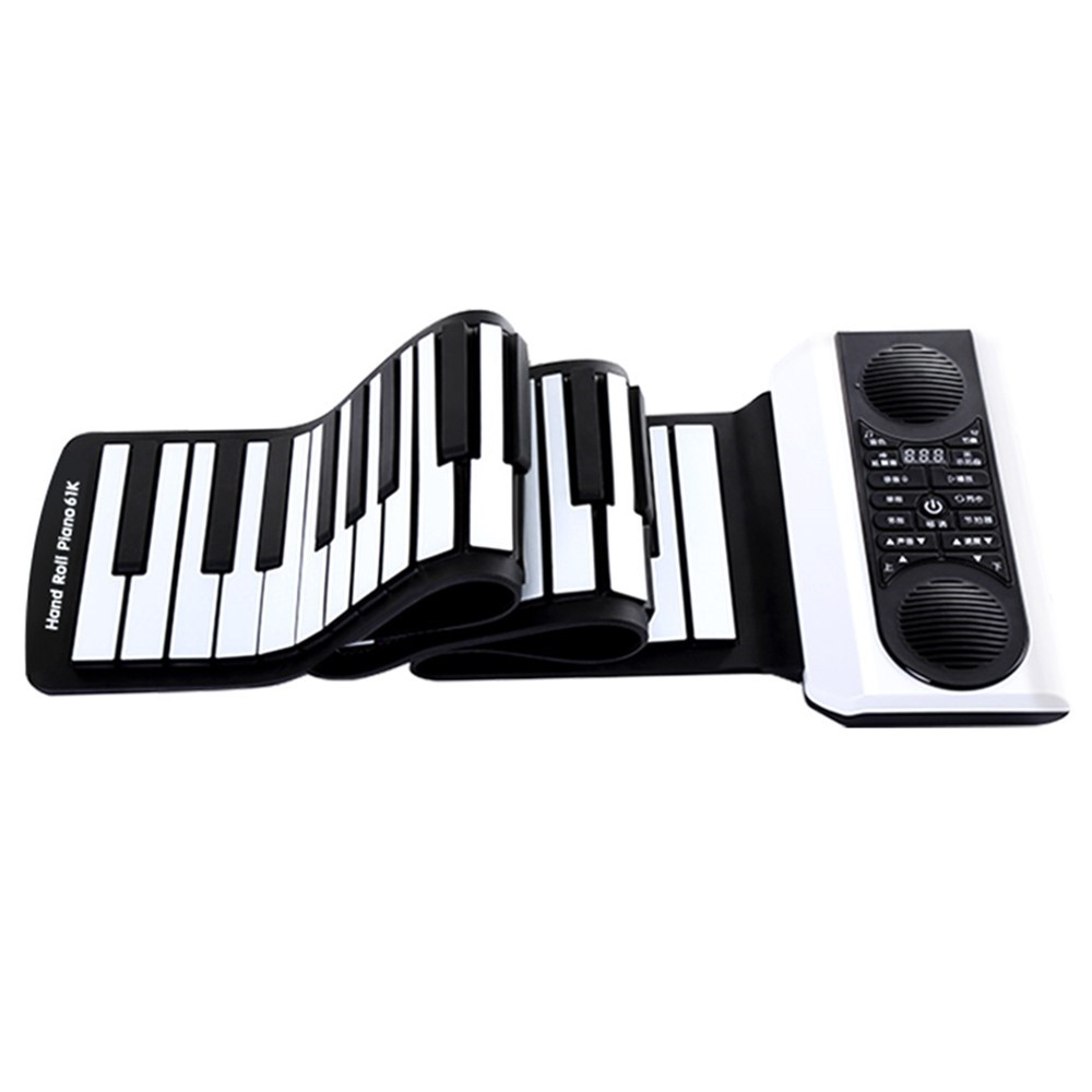 Vvave Digital Roll-up Drum Electronic Piano Sound Floating Hand Roll APP Teaching Portable Keyboard Piano Musical Instrument