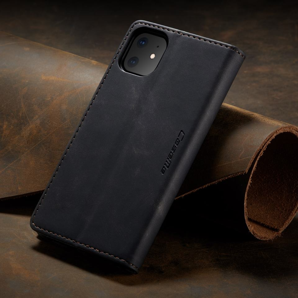 Leather Case for iPhone 11/11 Pro/11 Pro Max 12