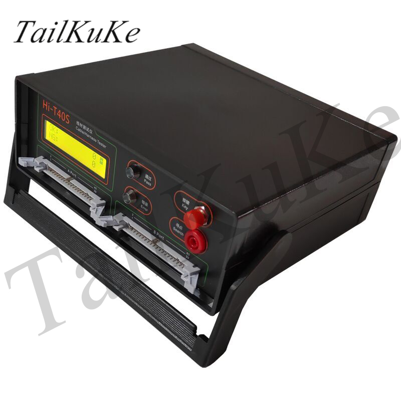 Wire Tester Detector Wire Harness Conduction Tester Switching Machine Terminal Cable Cable Data Cable