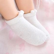 Детские носки для новорожденных 2 пара/лот осеннее полотенце