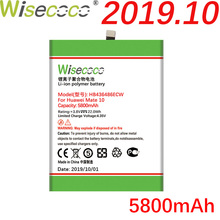 Wisecoco 5800mAh HB436486ECW Battery For Huawei Mate 10 Lite Nova 2 Plus Nova 2I Honor 9i G10 BAC-AL00 7X Mate 10 Pro Phone laser tempered glass case for huawei p20 lite p30 pro honor 8x play v20 v10 v9 9i 9 10 y9 2019 nova 3 3i 4 2s mate 20 pro cover