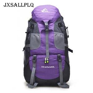 50L Outdoor Mountaineering Bag