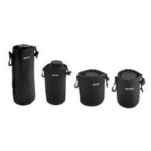 3 мм Толстая сумка для объектива(приблизительно) Неопреновый Пояс петля по всему миру матин неопрен водонепроницаемая мягкая сумка для объектива камеры сумка чехол акция