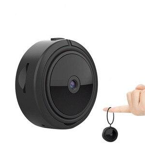 ANPWOO WIFI Wireless Night Vision 1080 P Remote Camera Smart Home Camera Mini Wifi Camera