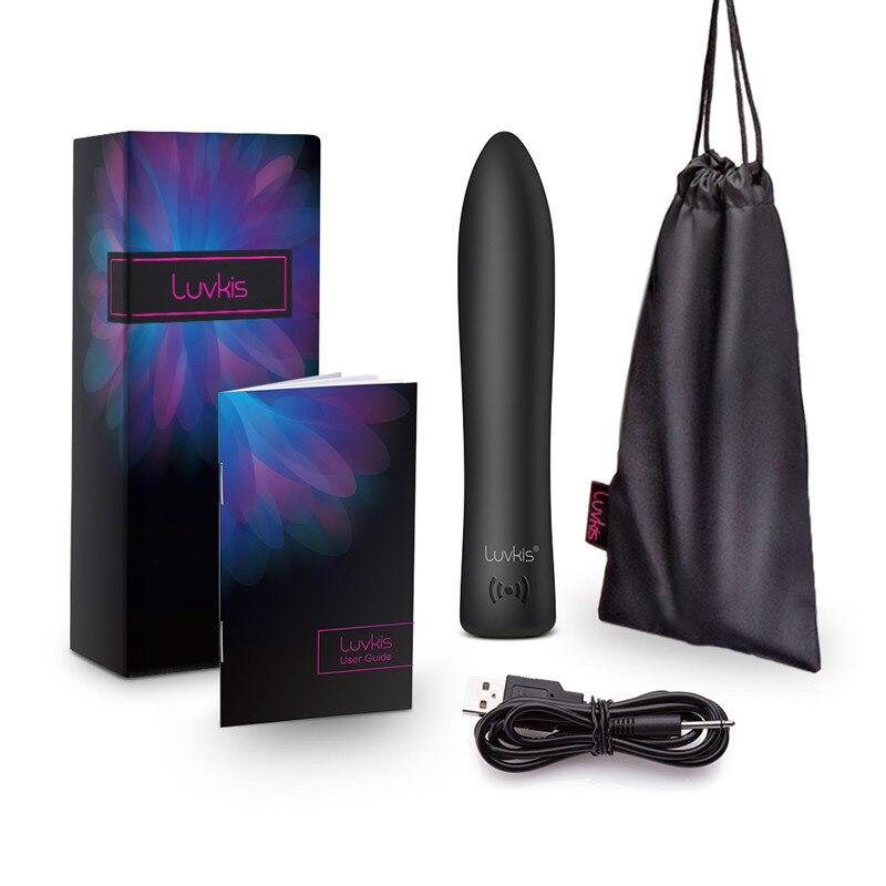 Black Vibrator