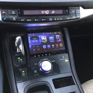 """Image 5 - Bway 7 """"カーラジオのためのレクサスCT200 2011 2012 2013 2014 2015 2016 2017クアッドコアのandroid 7.0車のdvdプレーヤー2グラムram、32 8g inand"""