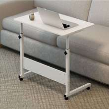 Laptop Desk Standing-Desk Bed-Table Can-Be-Lifted Rotate 80x40cm