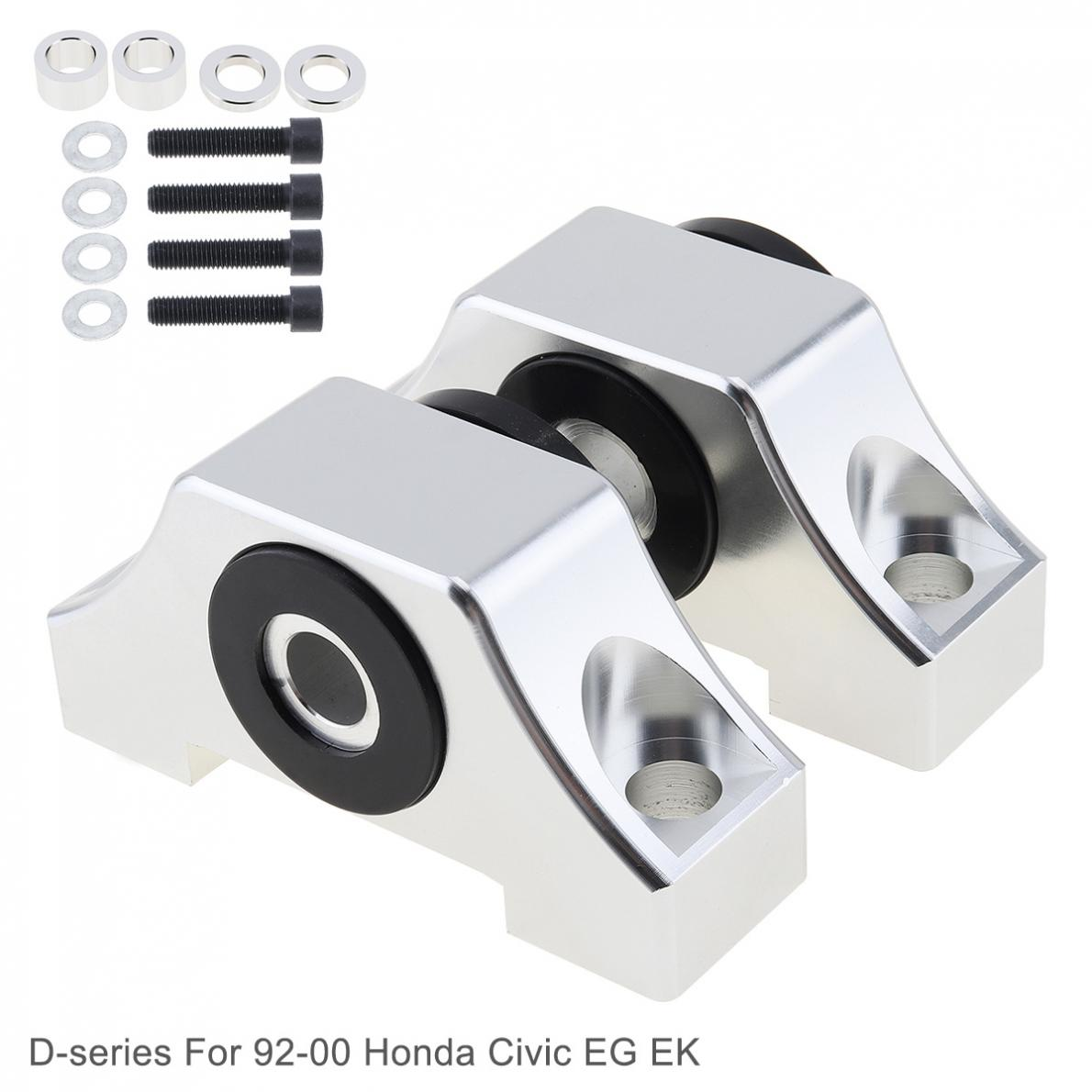 Engine Motor Torque Mounting Kit B-series / D-series with Professional Spare Parts Fit for 92-01 <font><b>Honda</b></font> Civic EG EK image