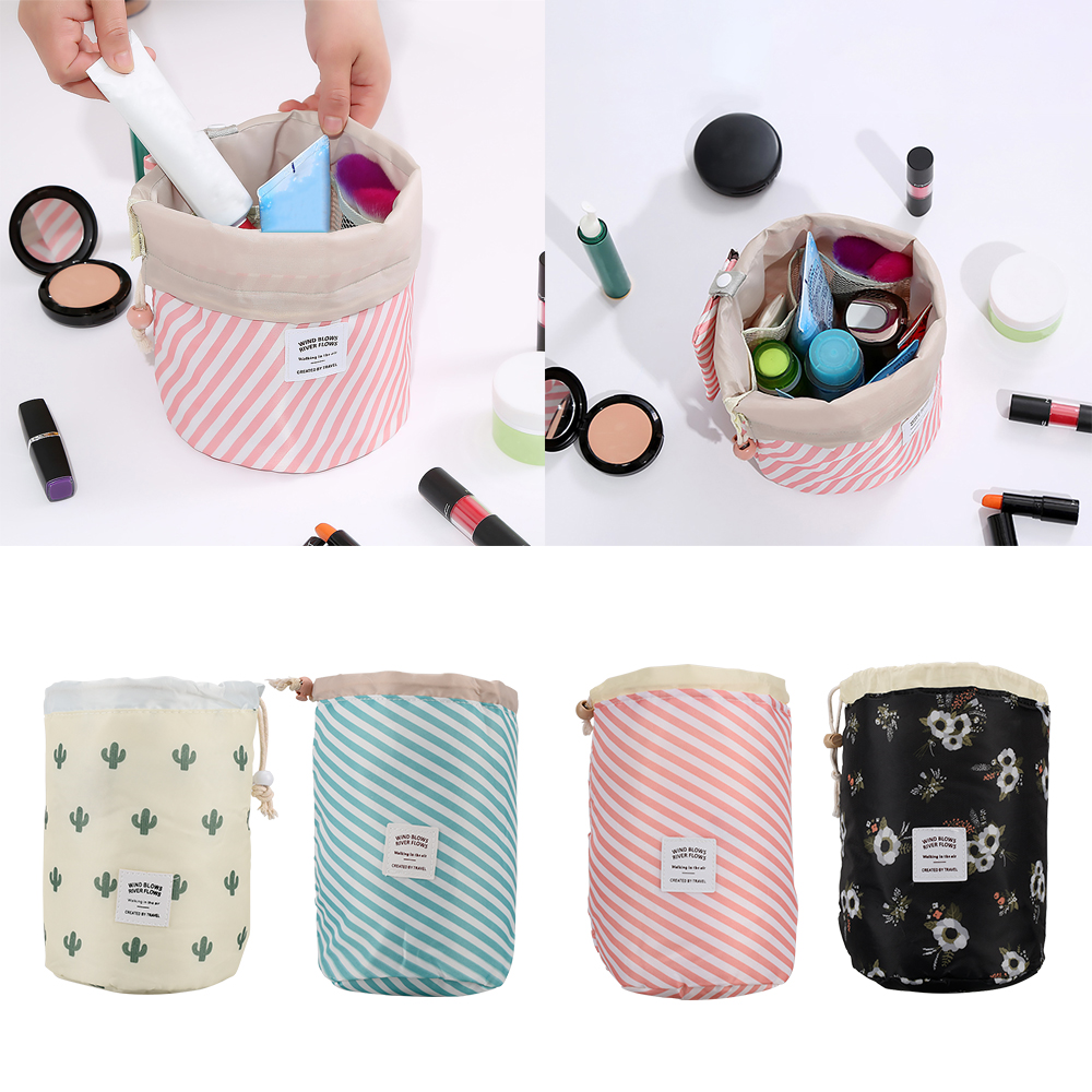 Hot Sale Multifunction Travel Cosmetic Bag Women Makeup Bags Toiletry Makeup Organizer Portable Bags For Bathroom
