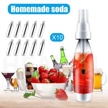 Soda Water Maker Household Portable Homemade Soda Machine Carbonator 1000ml New L9 фото
