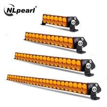 Nlpearl светодиодный светильник бар/рабочий cree бар 5d 30 Вт