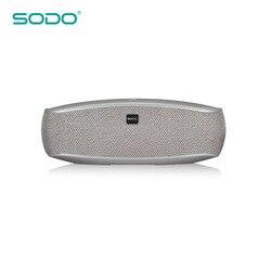 SODO Touch Control TWS Deep Base Wireless Bluetooth Speaker V4.2 16W Enhanced Bass FMTF Card MP3 MP4 Player  Bluetooth Audio