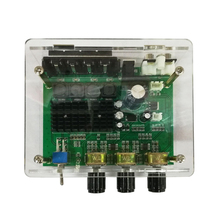 TPA3116D2 80Wx2 AMP Boards DC12-24V 2 Channel Stereo Amplifier Audio Board Digital Preamp Tone 5.5X2.5mm