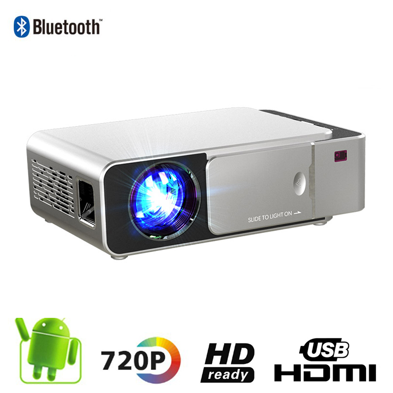 UNIC Video-Player Beamer-Support Led-Projector WIFI Android Home Theatre Portable Lumens