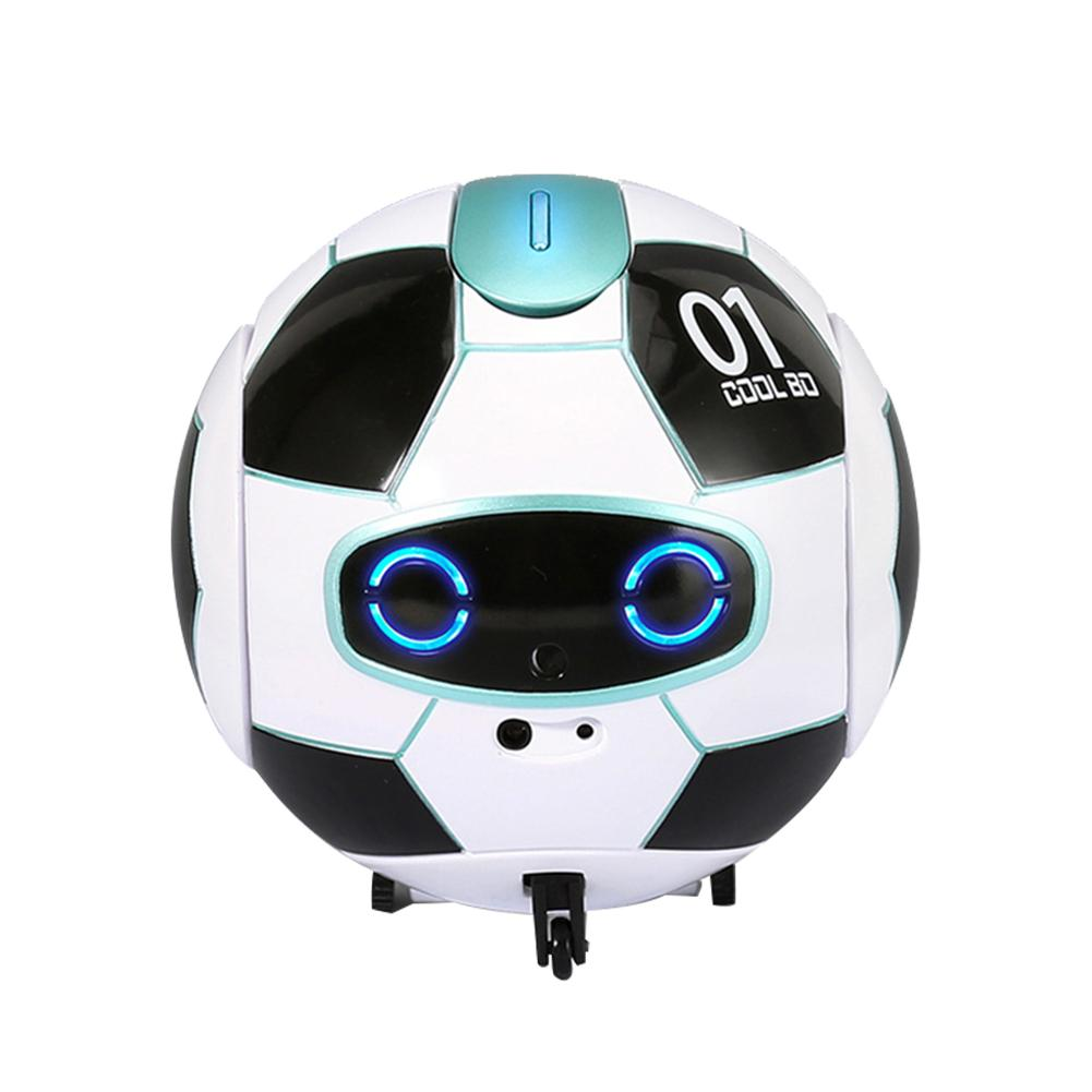 J01 Smart Robot Talking Dance Toys Kids Dialogue With Speech Recognition Voice Obstacle Avoidance Interactive Toy