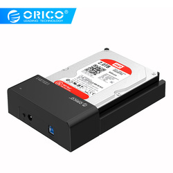 ORICO 3.5 أداة مجانية قالب أقراص صلبة USB3.0 إلى SATA قرص صلب حالة SSD محول قاعدة تركيب الأقراص الصلبة ل hdd 2.5 صندوق 3.5