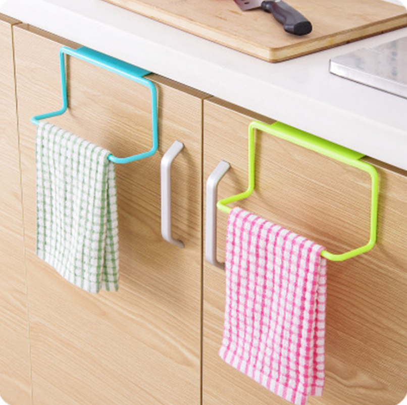 Kitchen Over Door Organizer bathroom shelf towel Cabinet Cupboard Hanger Shelf For Kitchen Supplies Accessories tools