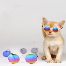 Dog Cat Pet Glasses For Products Eye-wear Sunglasses Photos Props Accessories Supplies 1PC