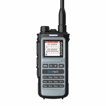 SENHAIX 8600 햄 워키 토키 TPU 듀얼 밴드 햄 트랜시버 인터폰 핸드 헬드 라디오