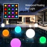 芝生ランプ床led電球リモート制御発光ボール防水16カラフルな屋外景観ガーデンライト家の装飾