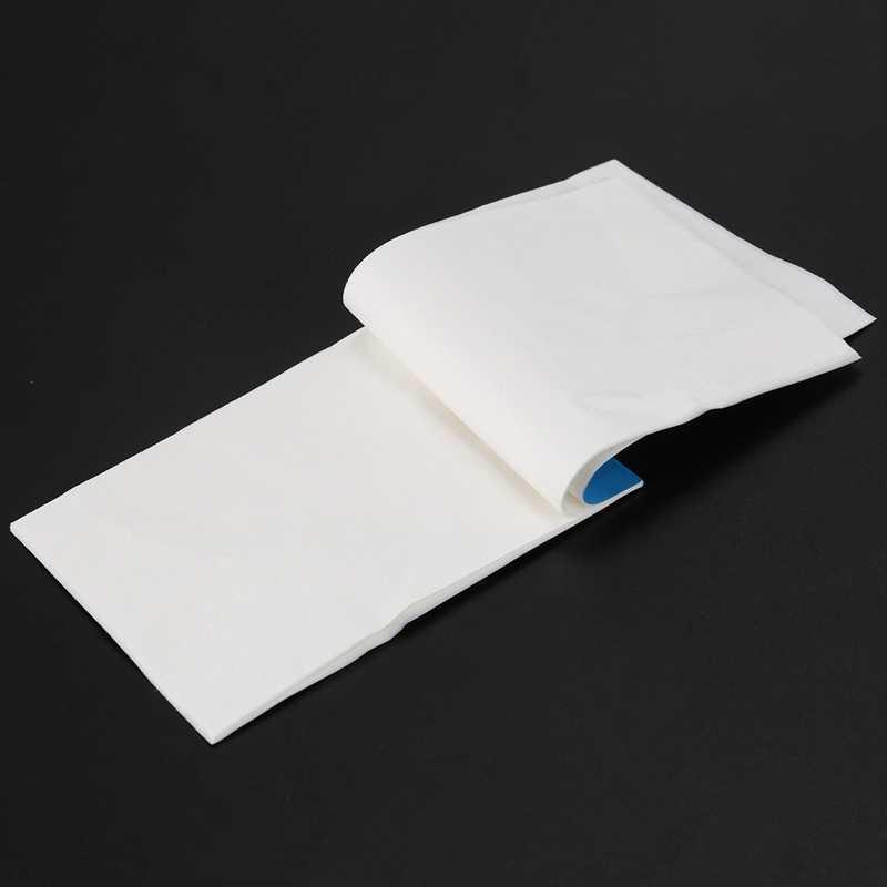 FOLLETO de 1 50 piezas 10 cm X 7.5 cm Papel de limpieza suave para la lente de la Cámara E8A7 S5O8