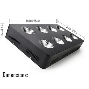 Image 2 - 500ワット/1000ワット/1500ワット/2000ワットcobは、光屋内グロウ用温室水耕花医療成長テントledライト