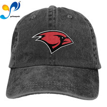 Boné de beisebol do hip hop encarnado palavra selvagem chapéu ajustável das mulheres dos homens ao ar livre chapéus de sol bonés do camionista