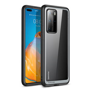 Image 2 - SUPCASE For Huawei P40 Pro Case (2020 Release) UB Style Slim Anti knock Premium Hybrid Protective TPU Bumper + PC Clear Cover