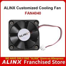 ALINX FAN4040: Customized Cooling Fan 12V DC Power Supply Interface