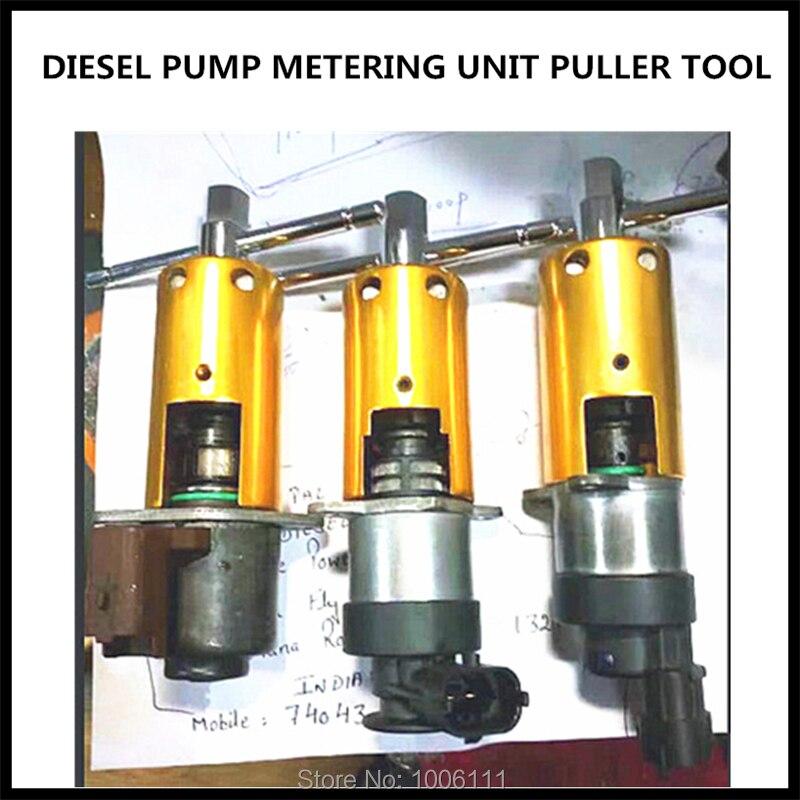 Common Rail pumpe Injektor Kraftstoffdosierventil einheit puller Repair Tool für BOSCH DELPHI