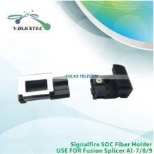 Signalfire AI 7/8/9 FUSION splicer เครื่อง SOC เส้นใยผู้ถือ