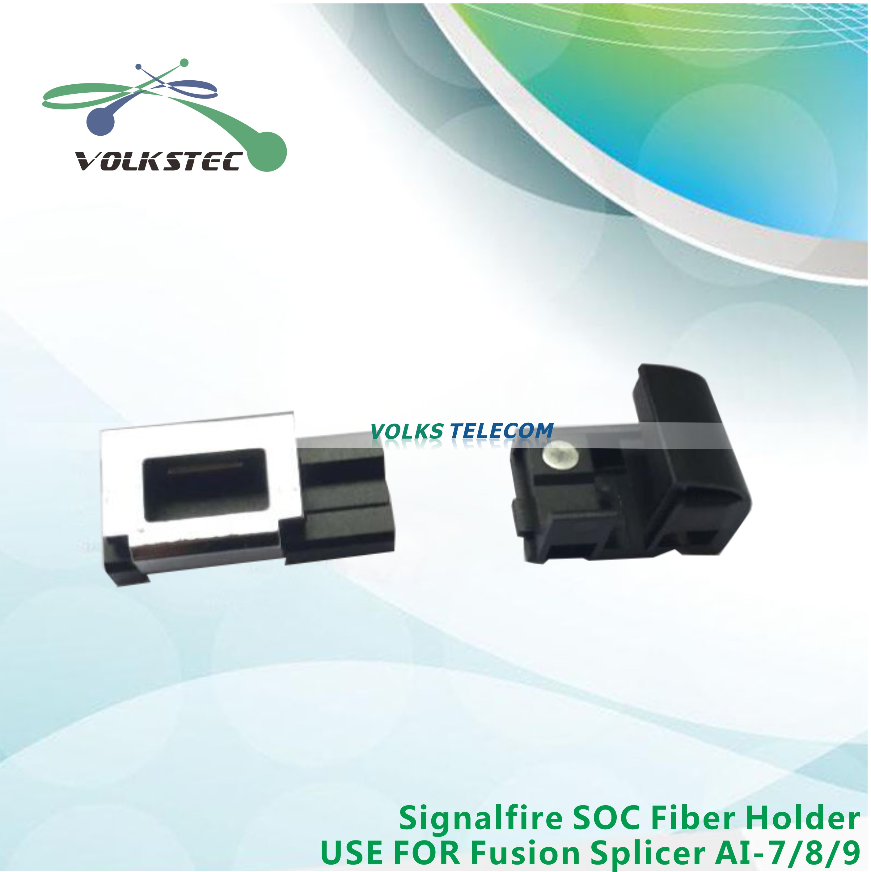 Signalfire AI-7/8/9 Fusion Splicer Machine SOC Fiber Holder