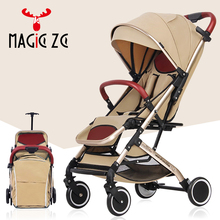 Волшебная детская коляска ZC, складная детская коляска, детская коляска для путешествий, детская коляска на самолете, Европа, без налогов